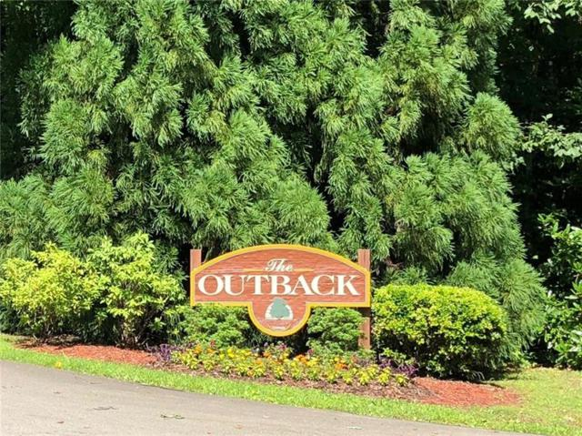 Lot 16 Outback Ridge Trail, Jasper, GA 30143 (MLS #6043902) :: Hollingsworth & Company Real Estate