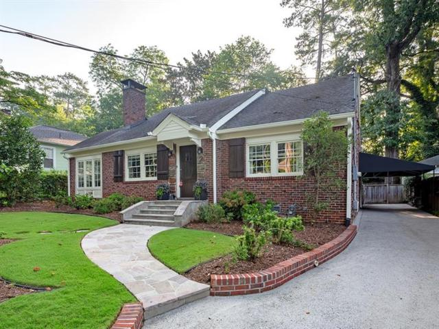 2259 Stephen Long Drive NE, Atlanta, GA 30305 (MLS #6044011) :: North Atlanta Home Team