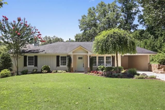 11116 West Road, Roswell, GA 30075 (MLS #6044104) :: North Atlanta Home Team