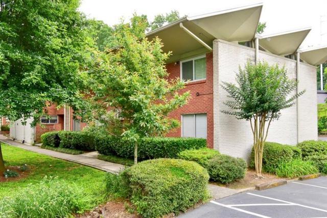 1822 N Rock Springs Road NE #24, Atlanta, GA 30324 (MLS #6044111) :: Charlie Ballard Real Estate