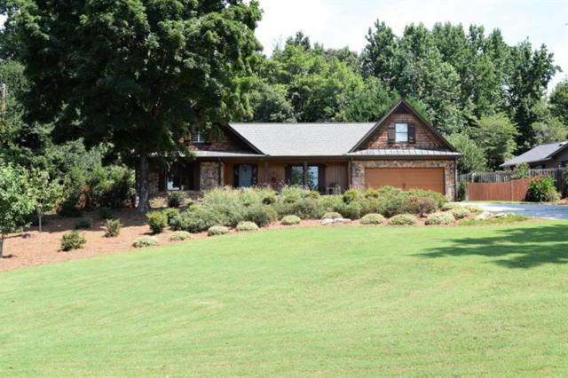 300 Tommy Aaron Drive, Gainesville, GA 30506 (MLS #6044114) :: The Russell Group