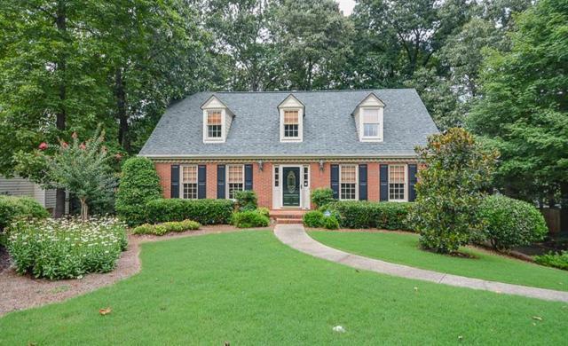 5000 Willow Creek Drive, Woodstock, GA 30188 (MLS #6044136) :: North Atlanta Home Team