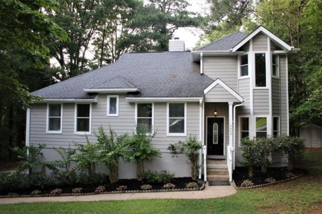 4443 Coventry Court NE, Roswell, GA 30075 (MLS #6044143) :: North Atlanta Home Team