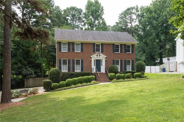 5338 Amhurst Drive, Peachtree Corners, GA 30092 (MLS #6044173) :: Buy Sell Live Atlanta