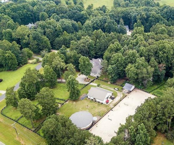 110 Dawson Creek Drive, Ball Ground, GA 30107 (MLS #6044183) :: North Atlanta Home Team