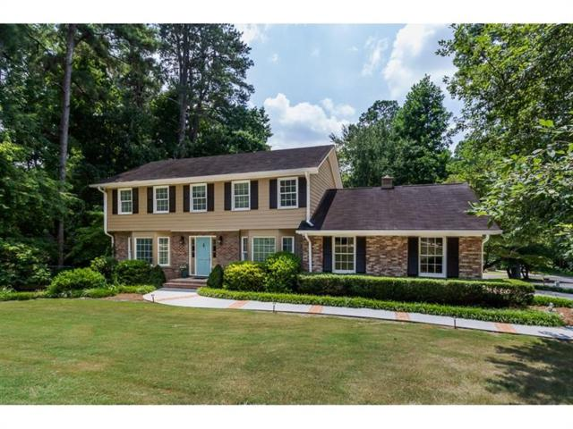 5370 N Peachtree Road, Dunwoody, GA 30338 (MLS #6044241) :: Rock River Realty