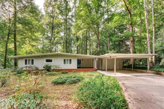 1750 Hummingbird Lane NE, Atlanta, GA 30307 (MLS #6044251) :: The Zac Team @ RE/MAX Metro Atlanta