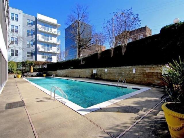 120 Ralph Mcgill Boulevard NE #1306, Atlanta, GA 30308 (MLS #6044443) :: Charlie Ballard Real Estate
