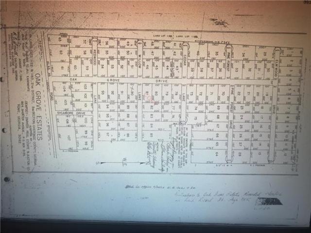 0 Oak Grove Drive, Acworth, GA 30102 (MLS #6044478) :: Path & Post Real Estate