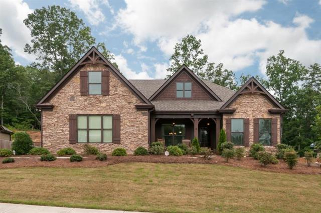132 N Mountain Brooke Drive, Ball Ground, GA 30107 (MLS #6044485) :: North Atlanta Home Team