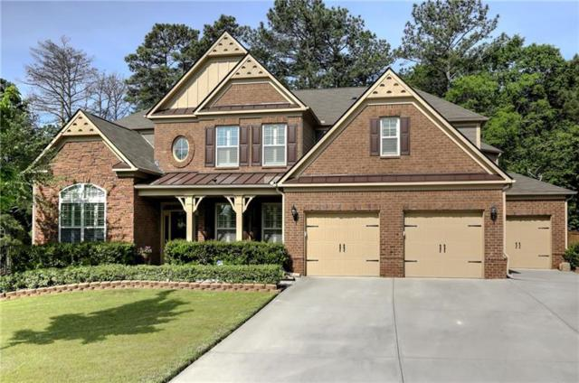 2119 Caledonia Drive, Lawrenceville, GA 30045 (MLS #6044544) :: The Russell Group