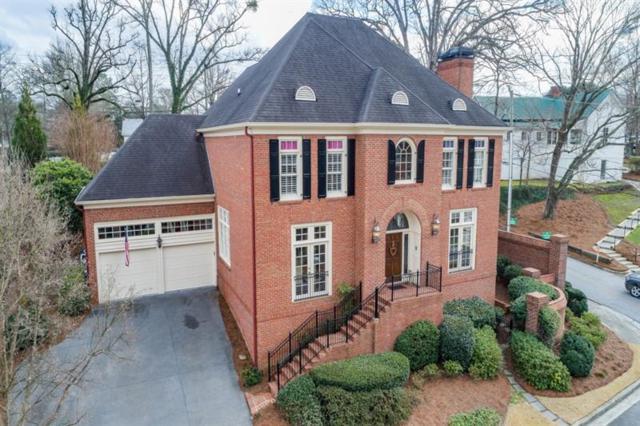 3014 Loridan Way SE, Atlanta, GA 30339 (MLS #6044592) :: Charlie Ballard Real Estate