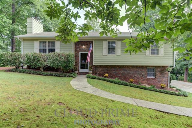 1185 Justice Drive NW, Kennesaw, GA 30152 (MLS #6044622) :: North Atlanta Home Team