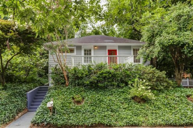 2874 Burden Street NW, Atlanta, GA 30318 (MLS #6044639) :: The Hinsons - Mike Hinson & Harriet Hinson
