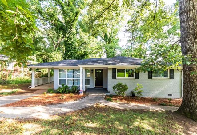 2895 Santa Barbara Drive, Decatur, GA 30032 (MLS #6044642) :: North Atlanta Home Team