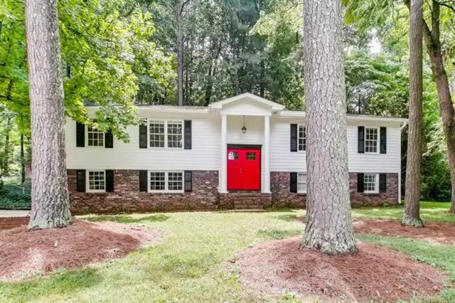 2472 Hidden Hills Drive, Marietta, GA 30066 (MLS #6044714) :: North Atlanta Home Team