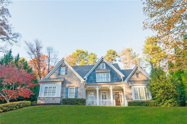 294 Land O Lakes Court NE, Atlanta, GA 30342 (MLS #6044838) :: The Hinsons - Mike Hinson & Harriet Hinson