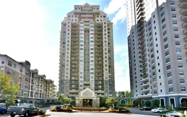 795 Hammond Drive #608, Atlanta, GA 30328 (MLS #6044868) :: RE/MAX Paramount Properties