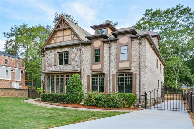 1121 Wimberly Road NE, Brookhaven, GA 30319 (MLS #6044902) :: Charlie Ballard Real Estate