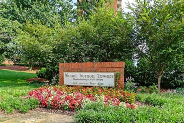 300 Johnson Ferry Road NE B215, Atlanta, GA 30328 (MLS #6044942) :: RE/MAX Paramount Properties