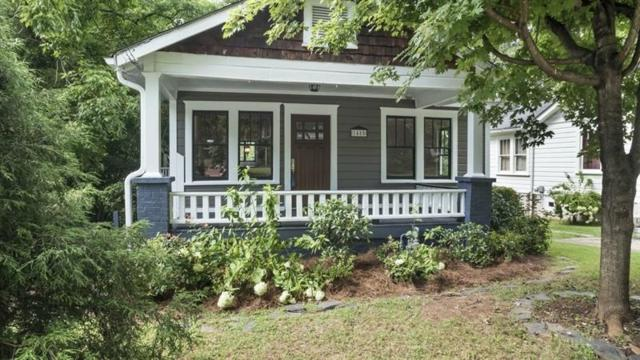 1485 Marbut Avenue SE, Atlanta, GA 30316 (MLS #6044949) :: The Justin Landis Group