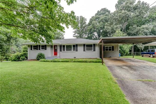 940 Brentwood Drive SE, Smyrna, GA 30082 (MLS #6044951) :: North Atlanta Home Team