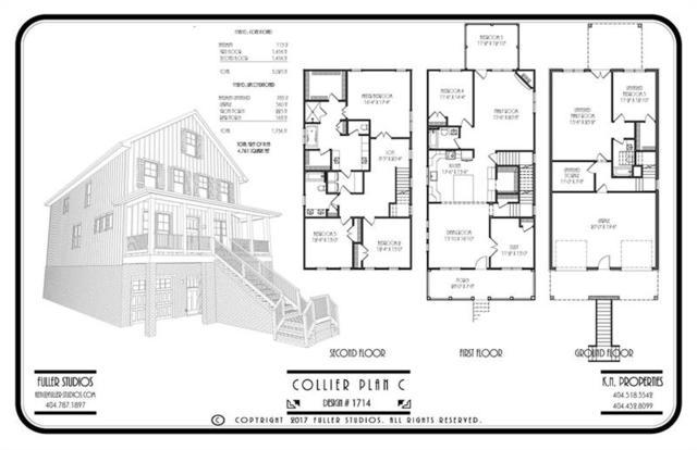 1368 Pierce Avenue, Smyrna, GA 30080 (MLS #6044981) :: RE/MAX Paramount Properties