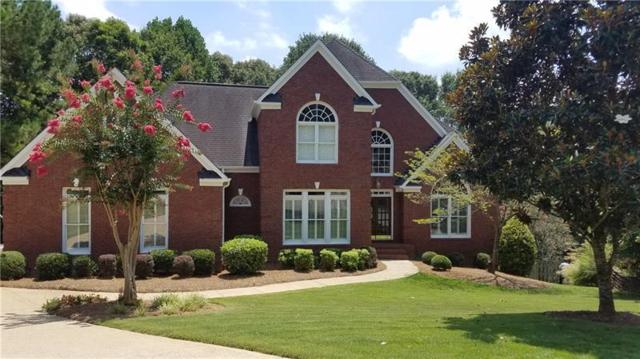 510 Knoll Pointe, Woodstock, GA 30189 (MLS #6044994) :: The Hinsons - Mike Hinson & Harriet Hinson