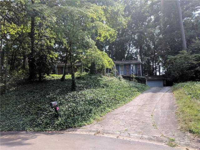 4350 Bishop Hollow Ct, Dunwoody, GA 30338 (MLS #6045040) :: RE/MAX Prestige