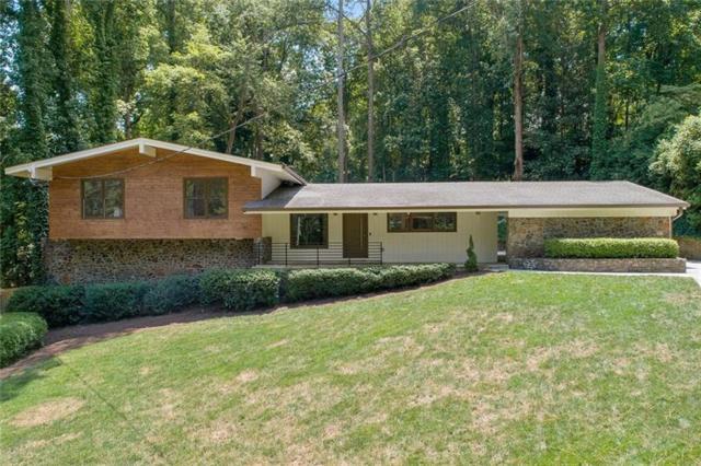 525 Bridgewater Drive, Atlanta, GA 30328 (MLS #6045123) :: Kennesaw Life Real Estate