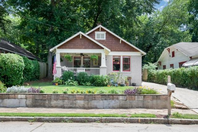 79 Lakeview Drive NE, Atlanta, GA 30317 (MLS #6045128) :: Kennesaw Life Real Estate