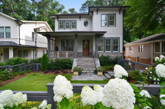 760 Amsterdam Avenue NE, Atlanta, GA 30306 (MLS #6045133) :: Kennesaw Life Real Estate