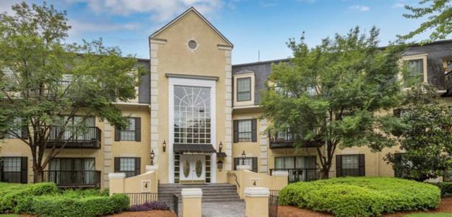 4112 Pine Heights Drive NE #4112, Atlanta, GA 30324 (MLS #6045142) :: The Hinsons - Mike Hinson & Harriet Hinson