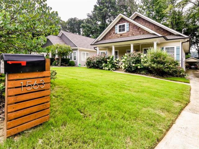 1563 Alder Court SE, Atlanta, GA 30317 (MLS #6045166) :: Kennesaw Life Real Estate