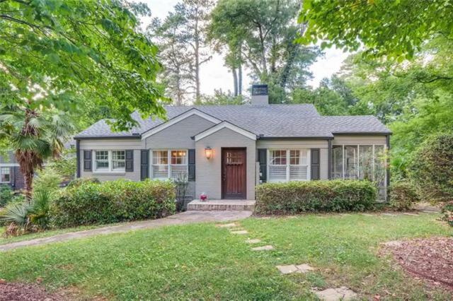 2100 Fairhaven Circle NE, Atlanta, GA 30305 (MLS #6045283) :: North Atlanta Home Team