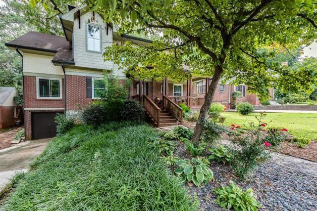 1026 S Mcdonough Street, Decatur, GA 30030 (MLS #6045353) :: Iconic Living Real Estate Professionals