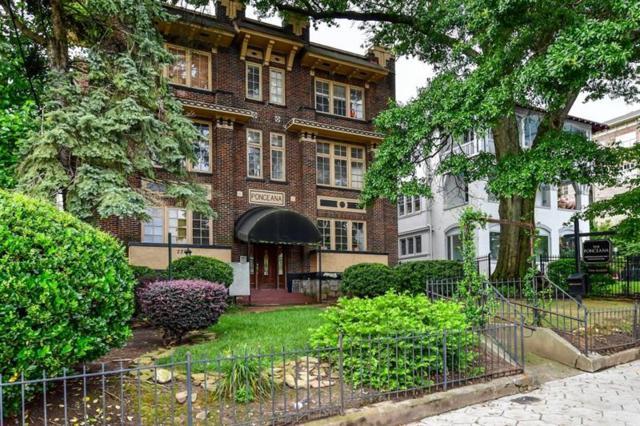 229 Ponce De Leon Avenue NE #4, Atlanta, GA 30308 (MLS #6045374) :: Charlie Ballard Real Estate