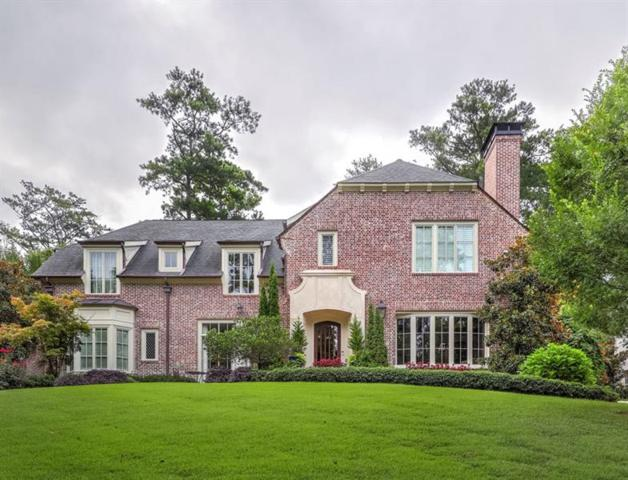 3221 E Wood Valley Road NW, Atlanta, GA 30327 (MLS #6045382) :: The Bolt Group