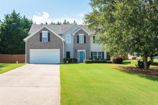 48 Millstone Glen, Dallas, GA 30157 (MLS #6045401) :: RE/MAX Paramount Properties