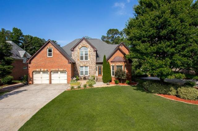 5587 Forkwood Drive NW, Acworth, GA 30101 (MLS #6045411) :: Kennesaw Life Real Estate
