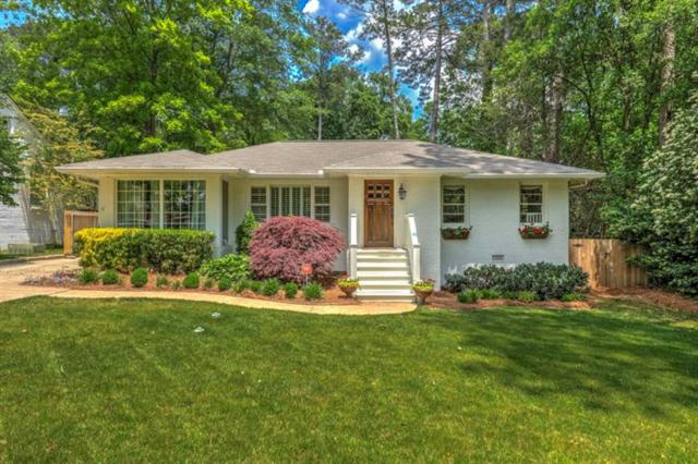 298 Midvale Drive NE, Atlanta, GA 30342 (MLS #6045433) :: The Hinsons - Mike Hinson & Harriet Hinson