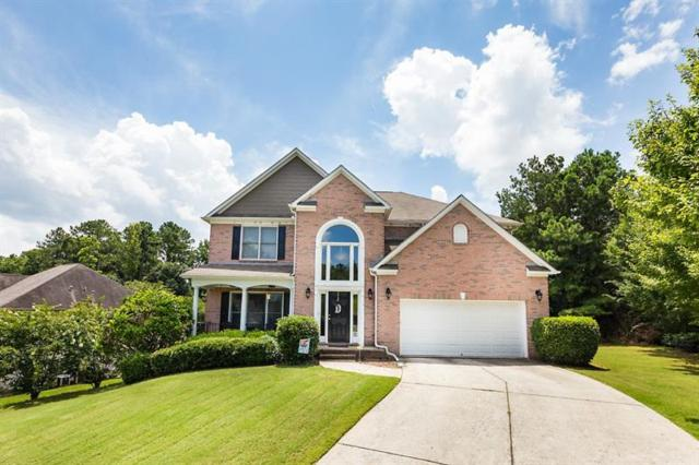 9861 Spyglass Drive, Villa Rica, GA 30180 (MLS #6045444) :: Kennesaw Life Real Estate