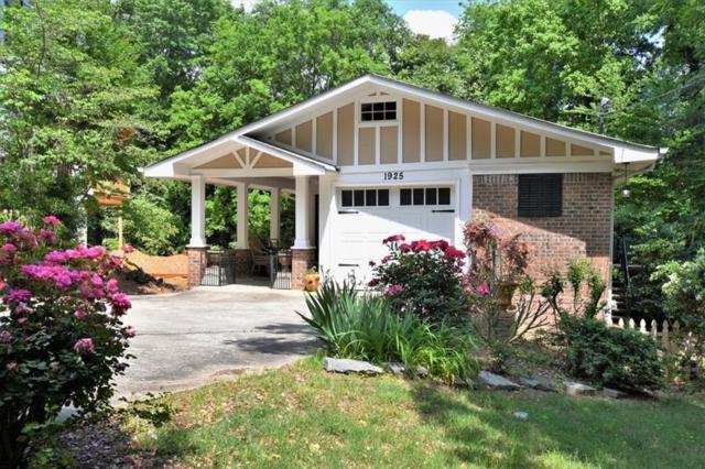 1925 Windemere Drive NE, Atlanta, GA 30324 (MLS #6045475) :: Kennesaw Life Real Estate