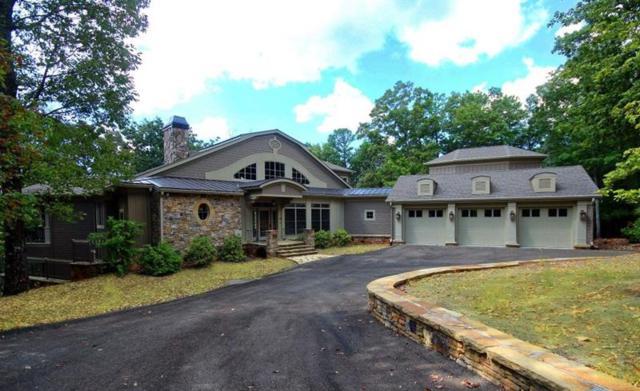 549 Petit Ridge Drive, Big Canoe, GA 30143 (MLS #6045518) :: RE/MAX Paramount Properties