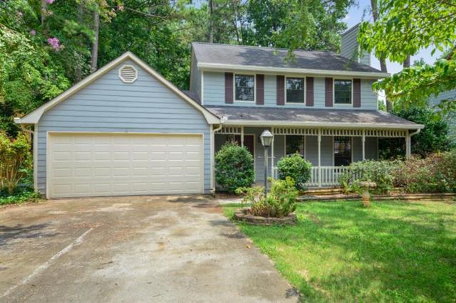 1221 Dowry Drive, Lawrenceville, GA 30044 (MLS #6045522) :: North Atlanta Home Team