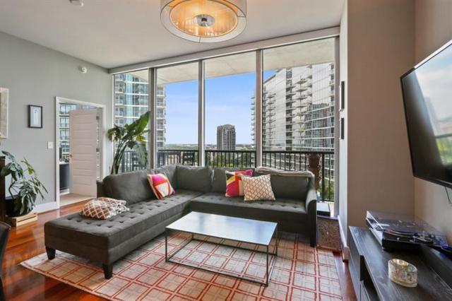 1080 Peachtree Street NE #1312, Atlanta, GA 30309 (MLS #6045523) :: Charlie Ballard Real Estate
