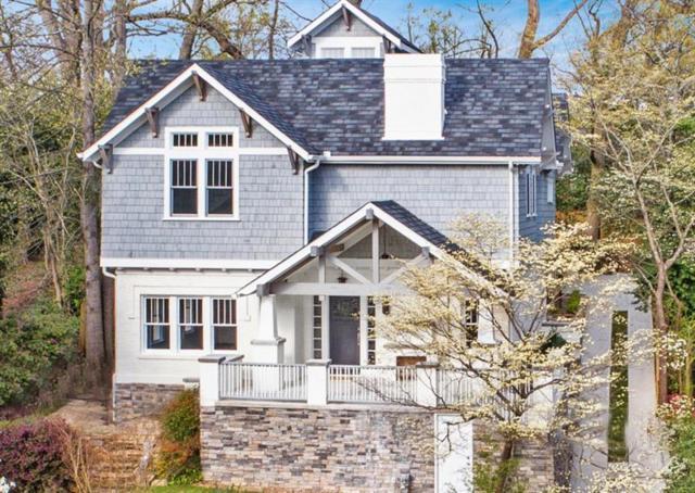 1329 Berwick Avenue NE, Atlanta, GA 30306 (MLS #6045579) :: Kennesaw Life Real Estate