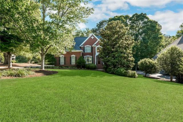 813 Clubhouse Pointe, Woodstock, GA 30188 (MLS #6045609) :: Path & Post Real Estate