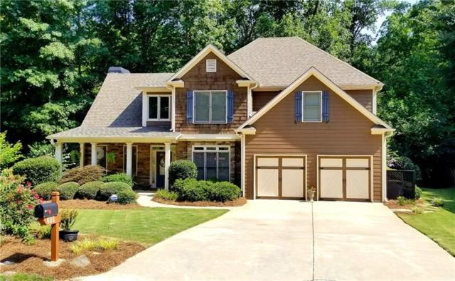 605 Homestead Drive, Dallas, GA 30157 (MLS #6045639) :: The Cowan Connection Team