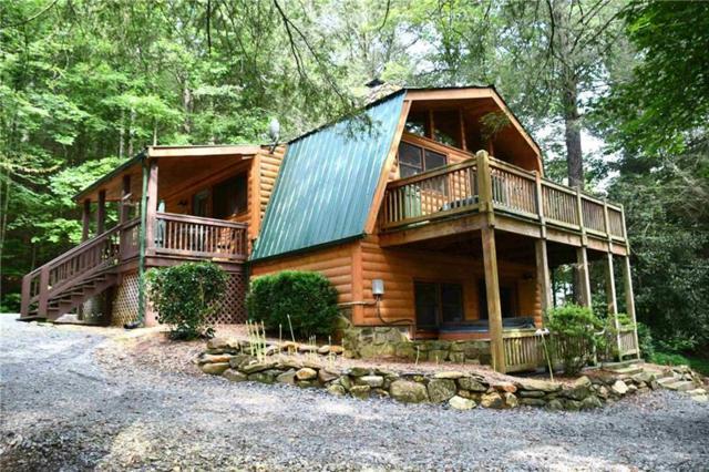 59 Wilderness Trail, Ellijay, GA 30540 (MLS #6045644) :: RCM Brokers